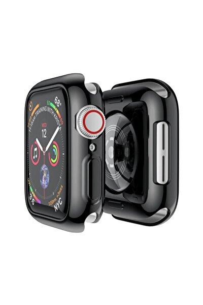 Apple Watch Uyumlu Silikon Kılıf 42mm Watch 42mm Tam Koruma
