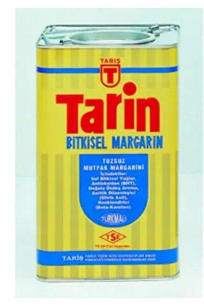 Tarin Tuzsuz Bitkisel Margarin Teneke 18 L