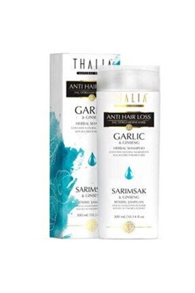 Sarımsak Ve Ginseng Özlü Saç Dökülmesine Karşı Etkili Bakım Şampuanı 300 Ml
