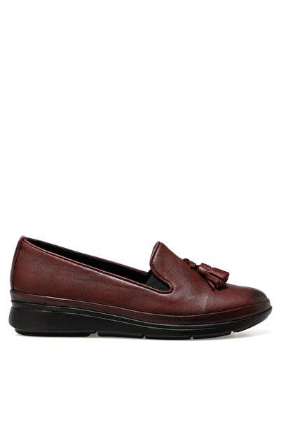 CARMINE Bordo Kadın Comfort Ayakkabı 101025775
