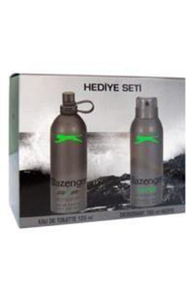 Active Sport Yeşil 125 ml + 150 ml Deodorant Erkek Parfümü  8690587201109