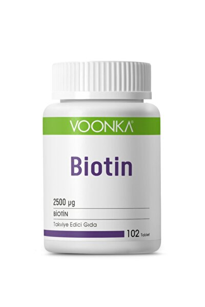 Biotin 102 Tablet