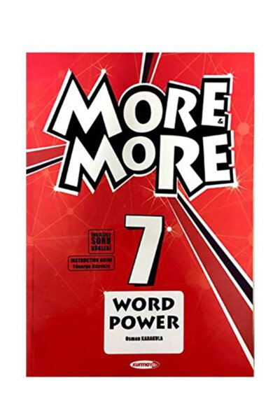 ELT More and More English 7 Word Power