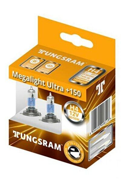 Tungsram 150% Megalıght Ultra H7 Performans Işığı