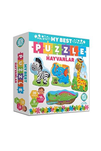 My Best Puzzle Hayvanlar