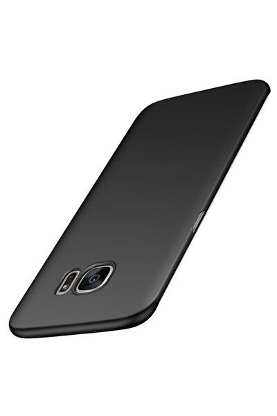 Samsung Galaxy S7 Edge Rubber Premium Lüx Soft Yumuşak Kılıf