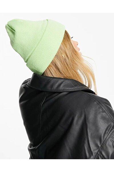 Basic Bere Unisex Su Yeşili