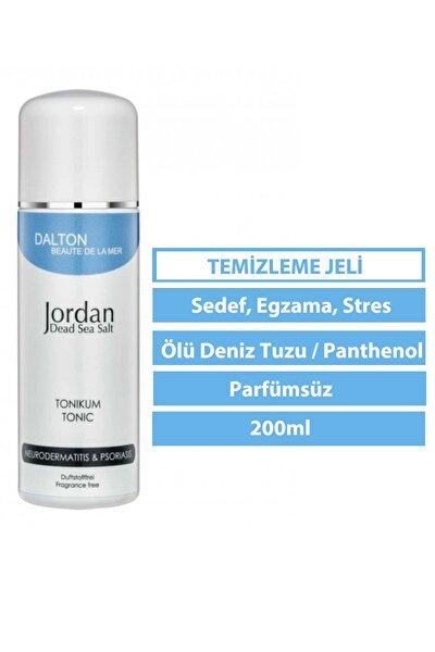 Jordan Dead Sea Salt Atopik Dermatit Sedef Egzama Sakinleştirici Tonik