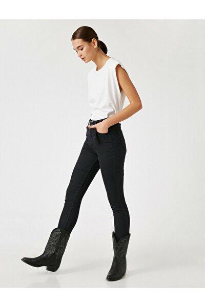 Kadın Siyah Jeans 1KAK47540MD