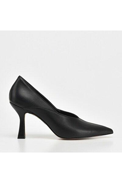 Kadın Siyah Stiletto Ayakkabı
