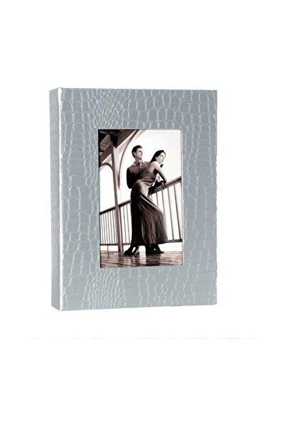 Gri 200'lük Deri Fotoğraf Albümü 14lpp68200 15x21 cm