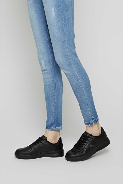 Kadın Siyah Fınster Sneaker Ayakkabı 100353725