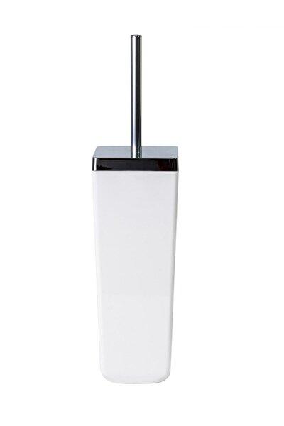 Beyaz Toskana Tuvalet Fırçası
