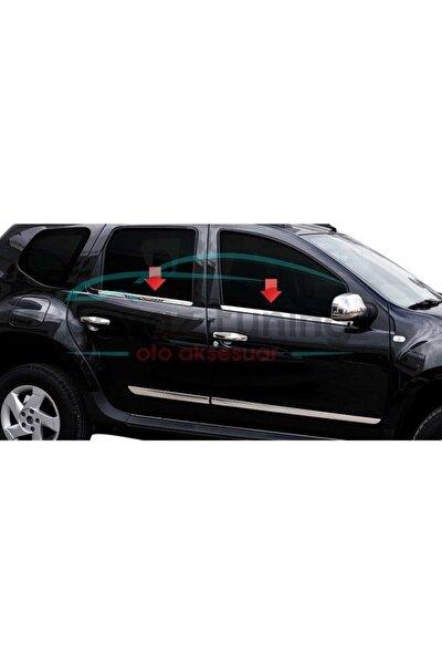 Dacia Duster Cam Çıtası Kromu Nikelajı