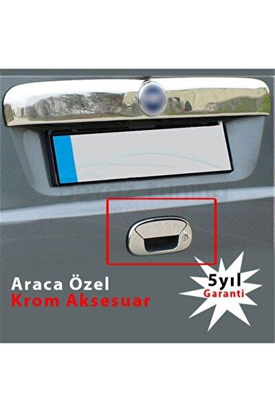 Fiat Doblo Bagaj Açma Kromu Nikelaj 2001-2009