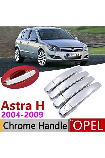 Opel Astra H Kapı Kolu Kromu Nikelajı 2005-2012