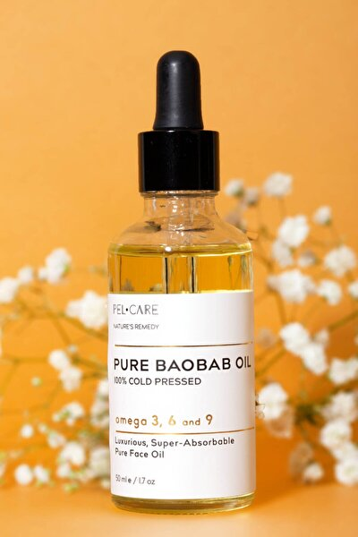 Pure Boabab Oil