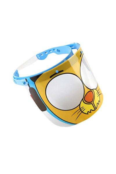 Kral Şakir Baskılı Yüz Kuruyucu Siperlik Yüz Koruyucu Maske