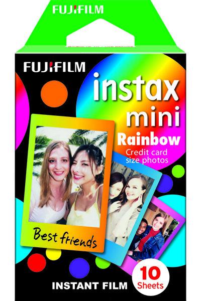 Instax Mini Rainbow 10'lu Film