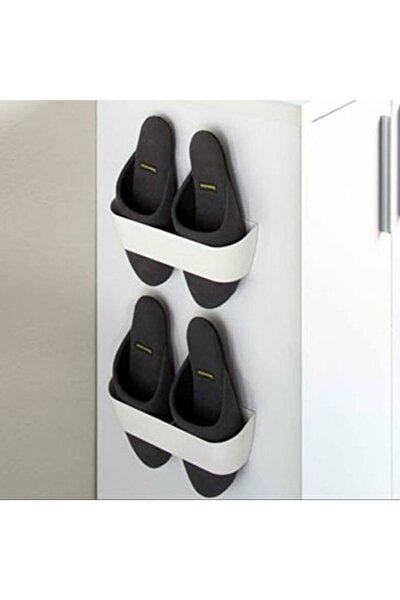 No Limit Ayakkabılık Portatif Kapı Arkası Dolap Raf ve Portmanto Gardrop Düzenleyici