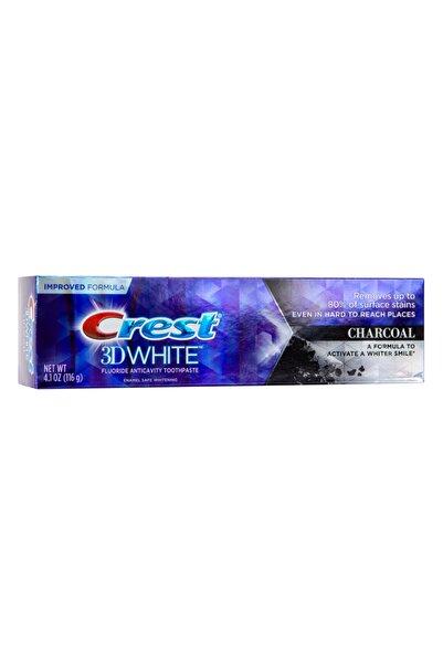 3d White Kömür Beyazlatıcı Diş Macunu 116 gr