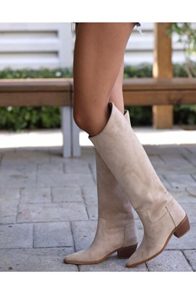 Kadın Western Kovboy Çizme