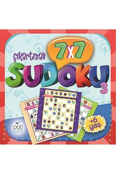 7x7 Sudoku 3 6+ Yaş