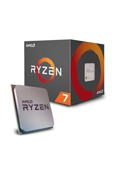 Ryzen 7 2700X 3.7GHz/4,3GHz 20MB Cache Soket AM4 İşlemci