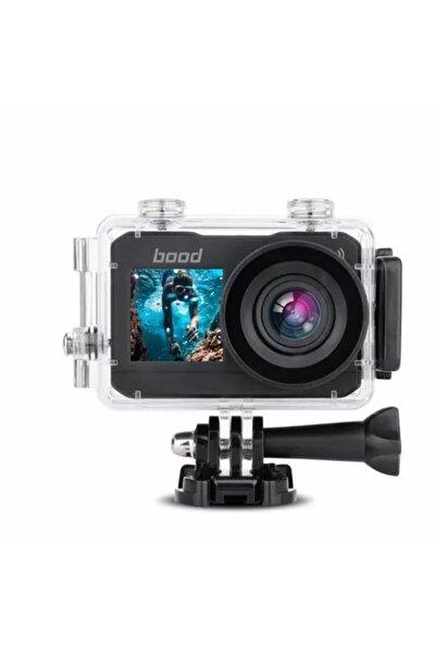 4k Çift Ekran Aksiyon Kamera