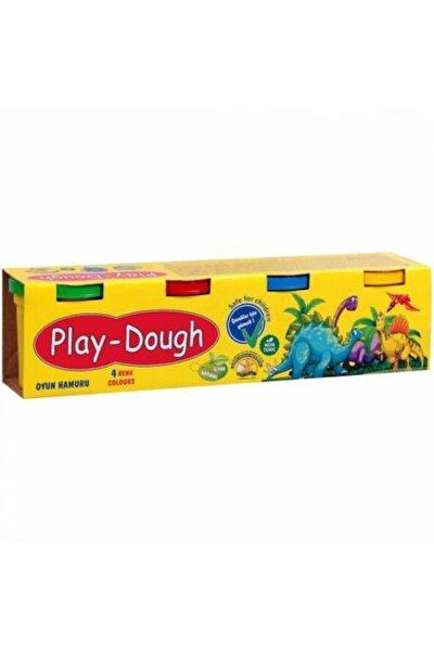 Colorbank Renkli Oyun Hamuru 4lü