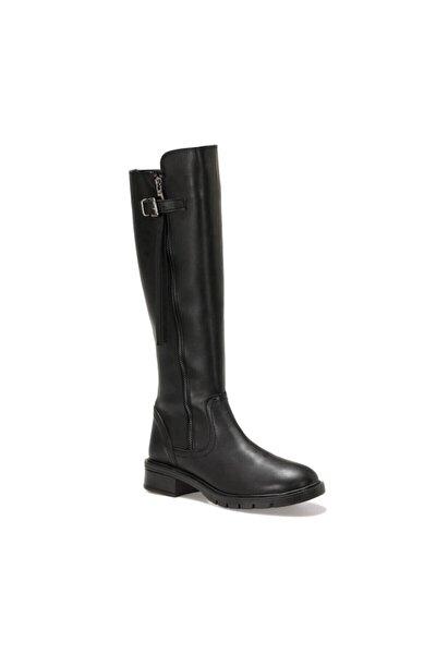316744.Z Siyah Kadın Ökçeli Çizme 100562165