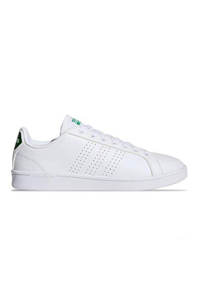 CLOUDFOAM ADVANTAGE CLEAN Beyaz Erkek Deri Sneaker 100257834