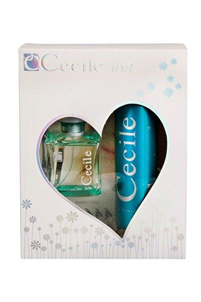 Iris Edt 100 ml Kadın Parfüm + 150 ml Kadın Deodorant Seti 8698438005692