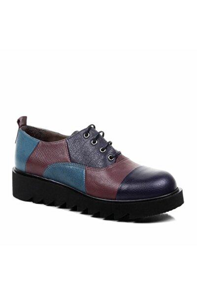 Kadın Mor Ayakkabı 22-2030-829