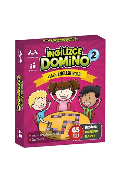 Ingilizce Domino 2 Zeka Oyunu