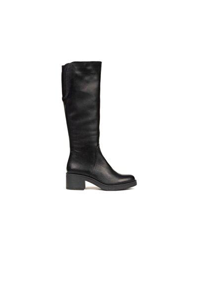 Kadın Sıyah Çizme 0K2RC65656