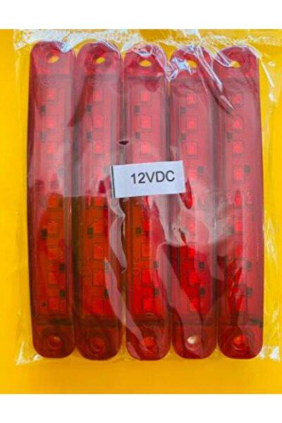 Ultra Parmak Led 5'li Kırmızı