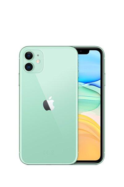 iPhone 11 64GB Yeşil Cep Telefonu (Apple Türkiye Garantili) Aksesuarsız Kutu