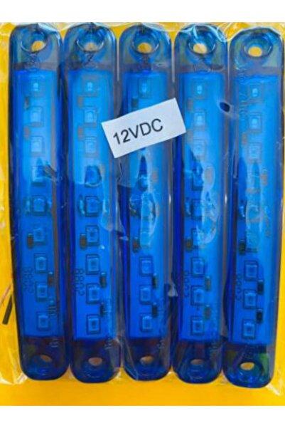 Ultra Parmak Led 5'li Mavi