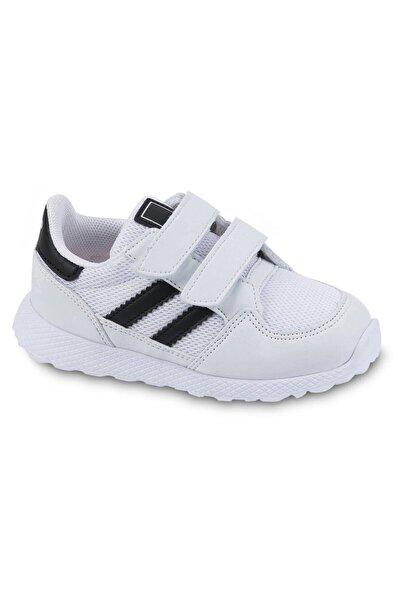 Çocuk Beyaz Spor Ayakkabı 25325