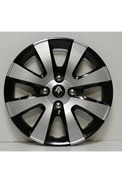 Renault 15 Inç Çelik Görünümlü Kırılmaz 4 Adet Jant Kapağı Takımı