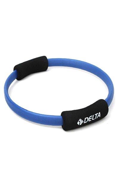Dura-Strong 35 Cm Mavi Pilates Çemberi (Egzersiz Çemberi)
