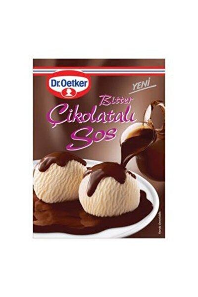 Dr.Oetker Bitter Çikolatalı Sos 125 gr
