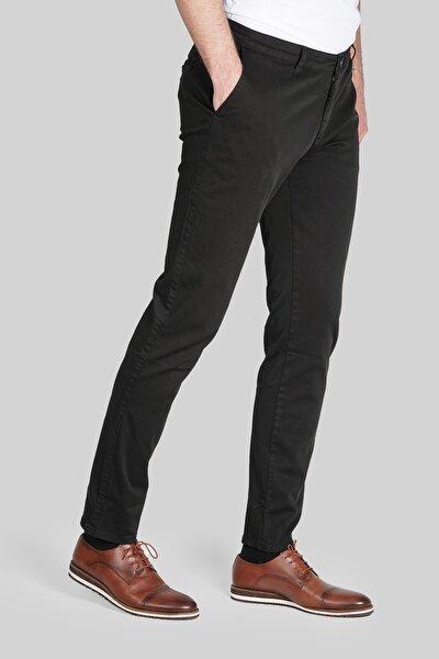 Erkek Siyah Dynamic Pantolon