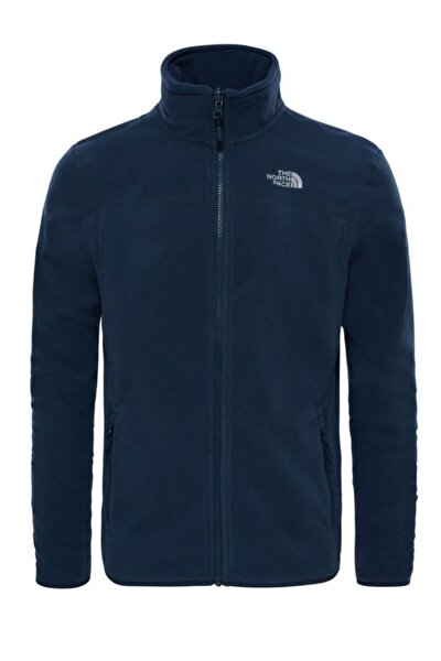M 100 Glacier Lacivert Lacivert Erkek Sweatshirt 100397795