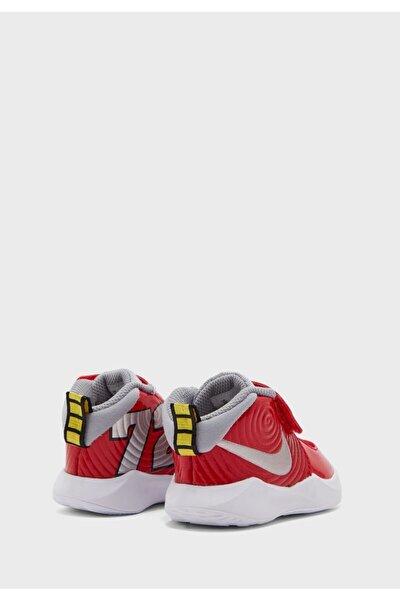Unisex Çocuk Kırmızı Spor Ayakkabı