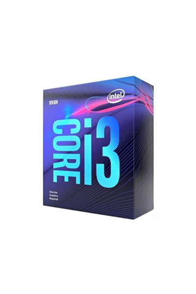 Core I3-9100f 4.20ghz 6mb Lga1151p Işlemci Ekran Kartsız