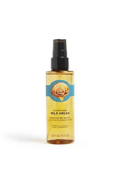 Wild Argan Oil Besleyici Kuru Vücut Yağı 125 ml