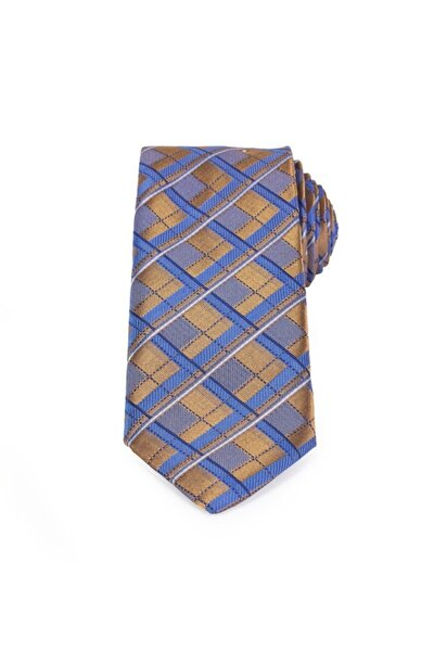 Klasik Mendilli Erkek Kravat