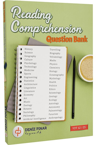 12.03 Ydt/yks-dil Readıng Comprehensıon Questıon Bank